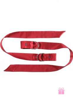 LELO Boa Pleasure Ties Red