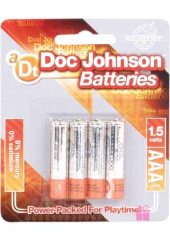 Dj Batteries Aaa 4pk