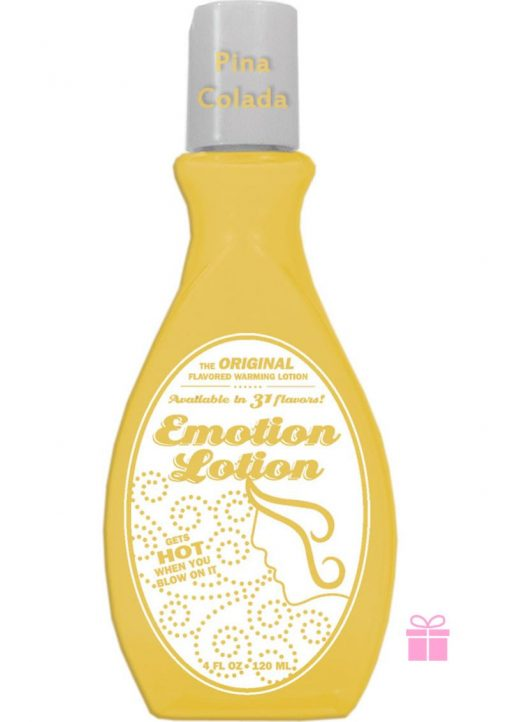 Emotion Lotion Pina Colad