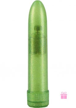 SHANES WORLD SPARKLE VIBES 5 INCH GREEN