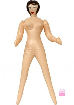 Judy Inflatable Love Doll Travel Size