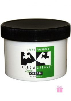Elbow Grease Cream Light 9 Oz