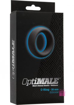 Optimale Silicone C-Ring Slate 35 Millimeter