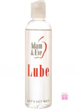 Adam and Eve Lube 8oz