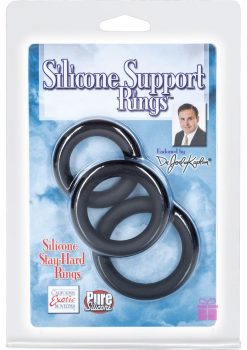 Dr Kaplan Silicone Support Rings