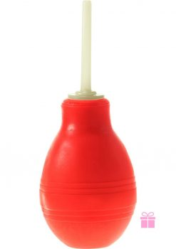 Kinx Glowing Douche Red 2.75 Inch