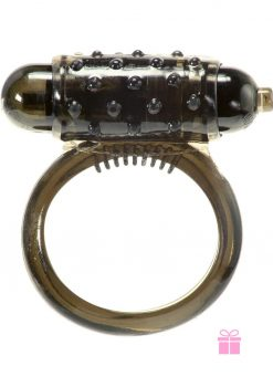 Linx Classic Smoke Cock Ring Waterproof