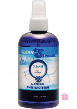 Clean Stream Cleanse Toy Cleaner 8oz