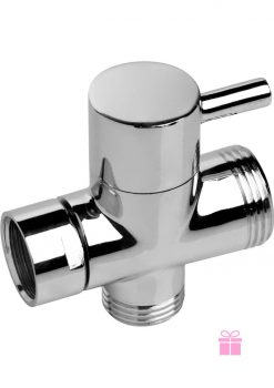 Clean Stream Enema Shower Diverter Valve