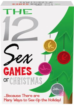 The 12 Sex Games Of Christmas For Couples