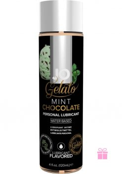 Jo Gelato Lube Mint Chocolate 4oz