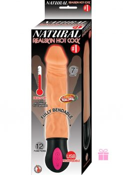 Natural Realskin Hot Cock 1