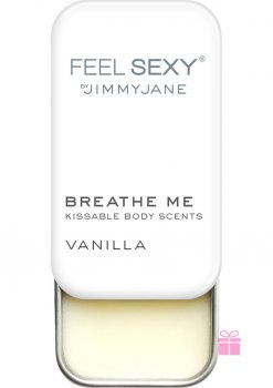 Feel Sexy Breathe Me Body Scents Vanilla