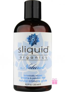 Sliquid Organics Natural 8.5oz