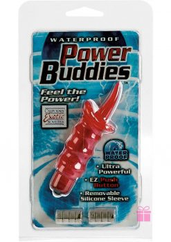 Waterproof Power Buddies - Red Tongue