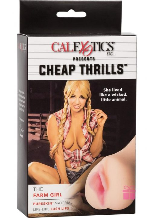 Cheap Thrills The Showgirl Pussy Stroker Flesh