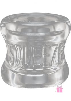 Squeeze Ball Stretcher Clear