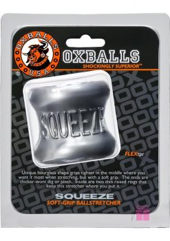 Squeeze Ball Stretcher Steel