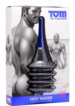 Tom of Finland Large Accordion Enema Bulb