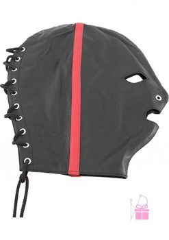 Rouge Mask Black/red