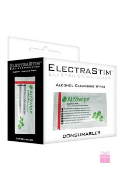 Electrastim Sterile Cleaning Wipes 10 Pack