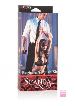 Scandal Beginners Fetish Kit