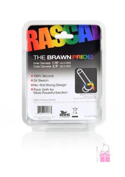 Rascal the Brawn Pride Cockring