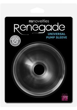 Renegade Universal Clear Pump Sleeve Donut Original