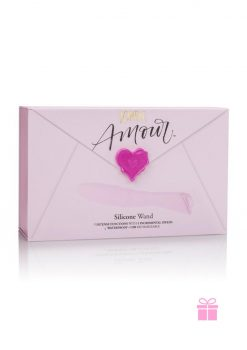 Jopen Amour Silicone Wand Waterproof Pink