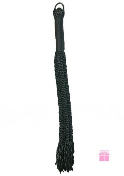 Sandm Shadow Rope Flogger