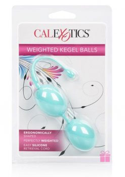 Weighted Kegel Balls Teal
