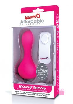 Moove Remote Vibe Pink