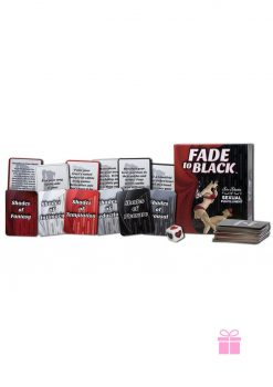 Fade To Black Card Game